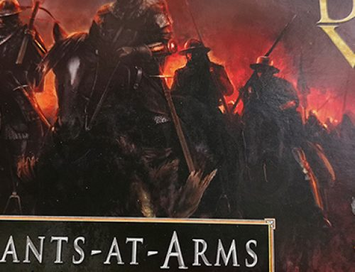 Fireforge Sergeants at Arms Unboxing