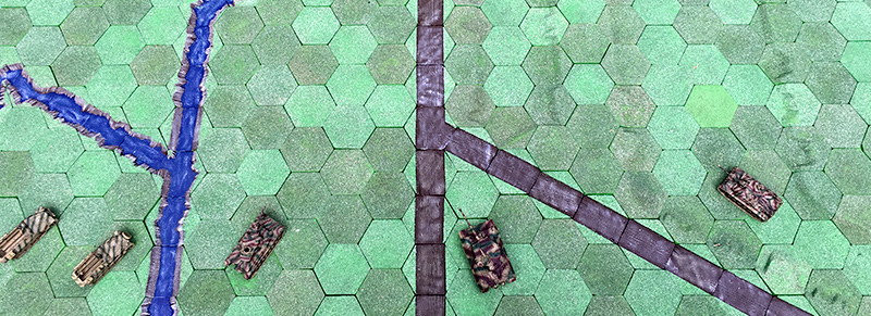 Hex Terrain Update
