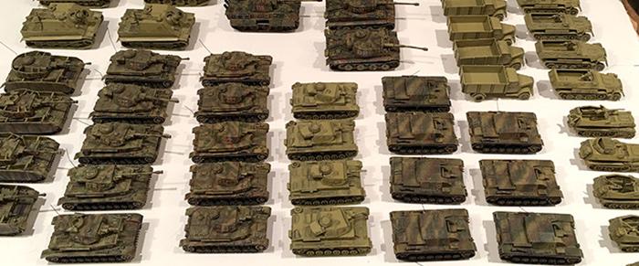 15mm Tank Wars